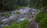Denny Creek Waterslides